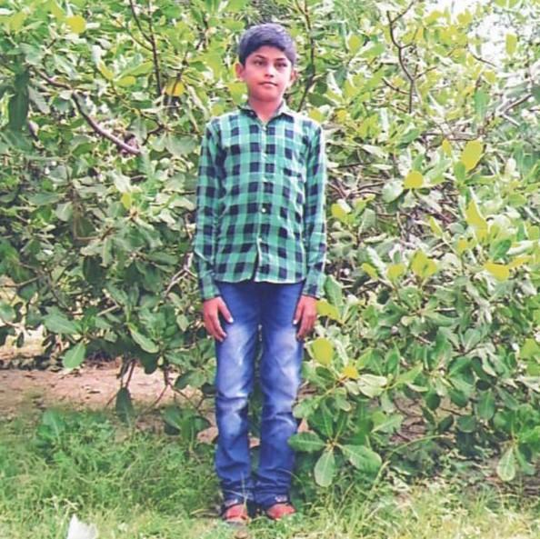 N Charanraj - Grade 6